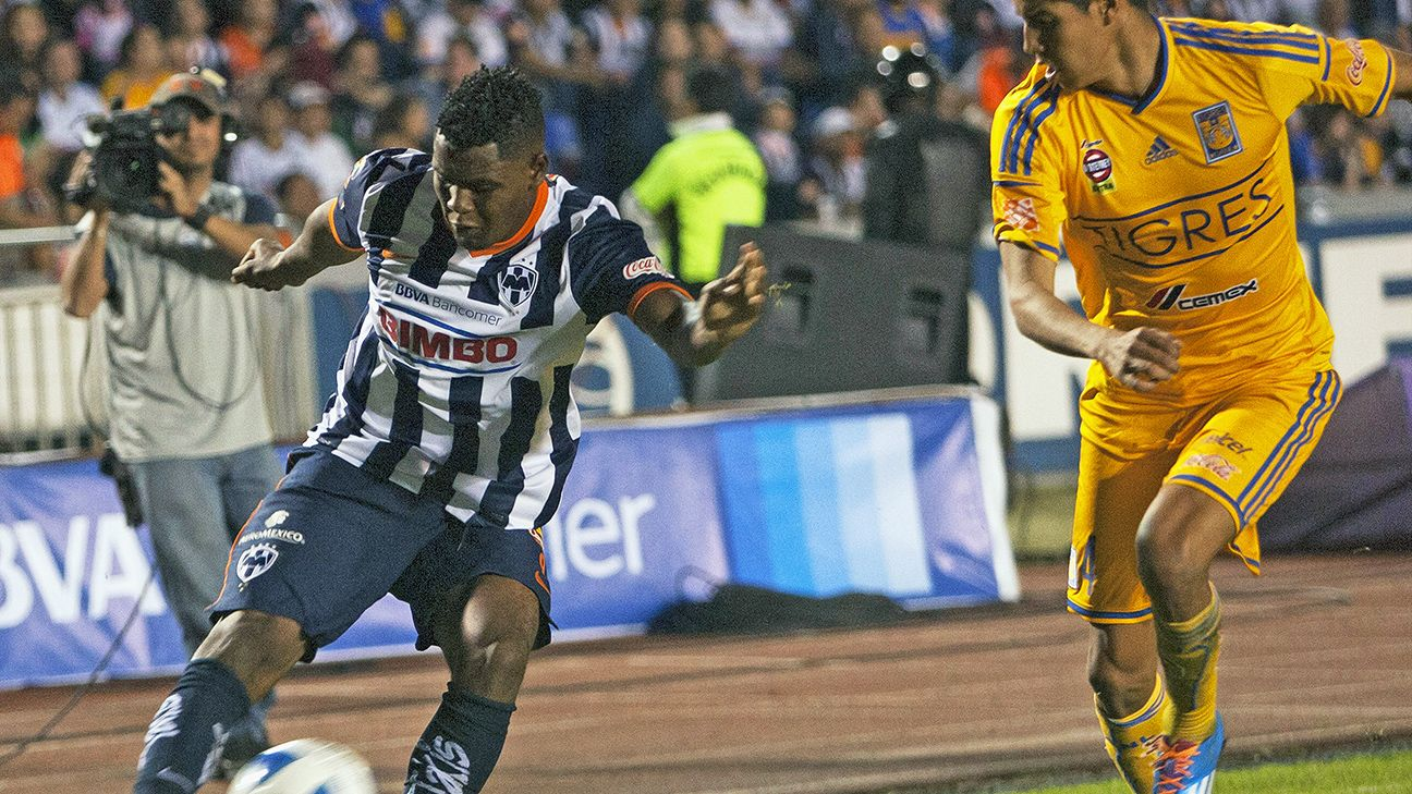 Bragging rights in the city of Monterrey are at stake this weekend with Monterrey and Tigres going at it in the 'Clasico Regiomontano'.