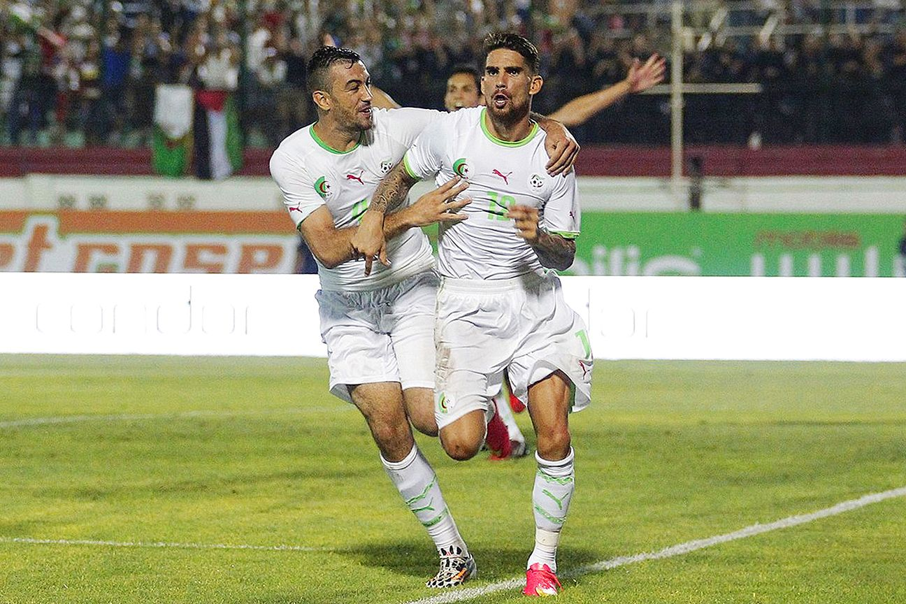 There has been no letup from Carl Medjani and Algeria following their solid campaign at the World Cup.