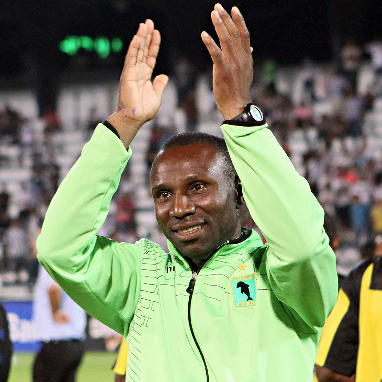 Florent Ibenge's AS Vita are yet to be beaten at home this season in the CAF Champions League.