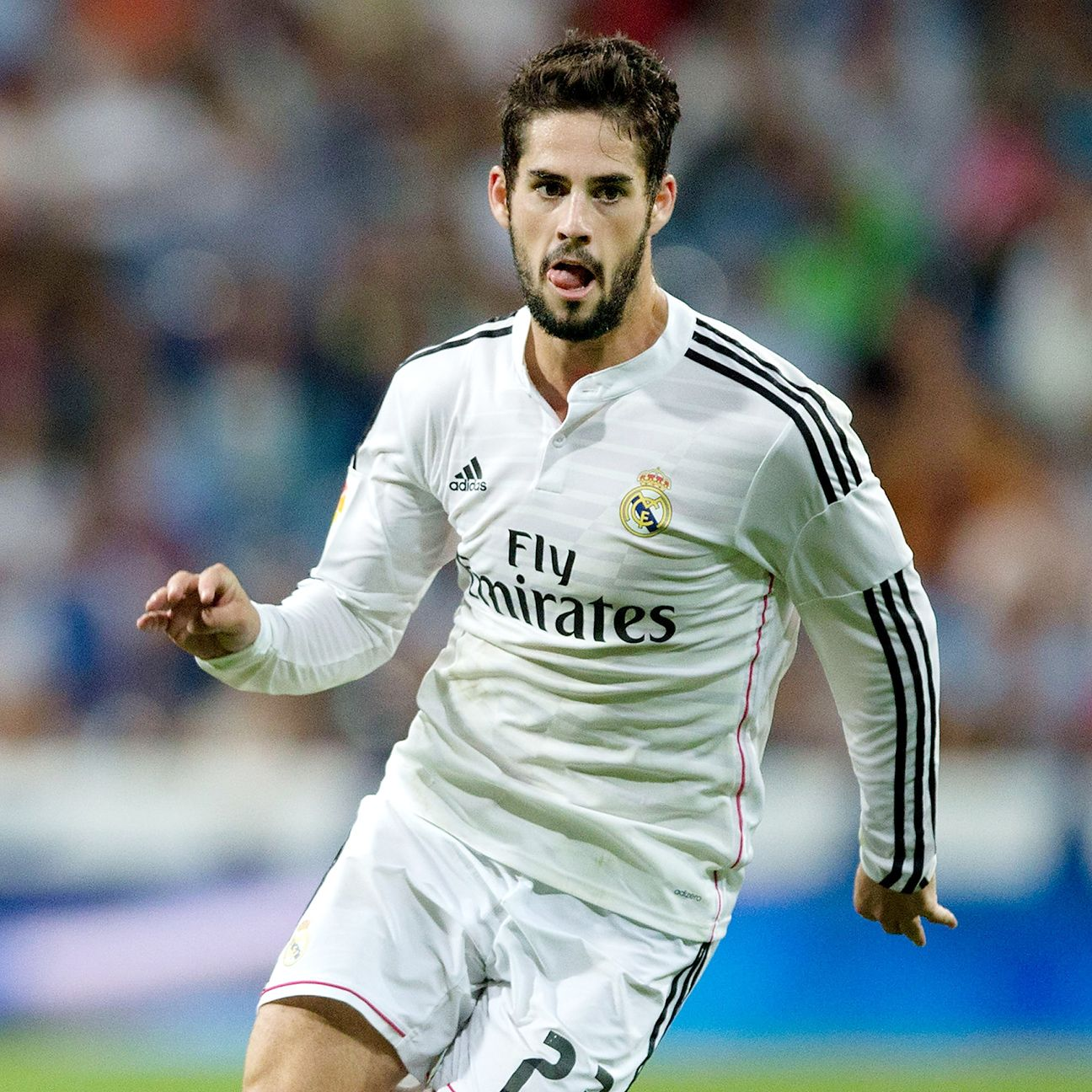 With Luka Modric out injured, all signs point toward Isco moving to the center of the pitch to anchor the Real Madrid midfield along with Toni Kroos.