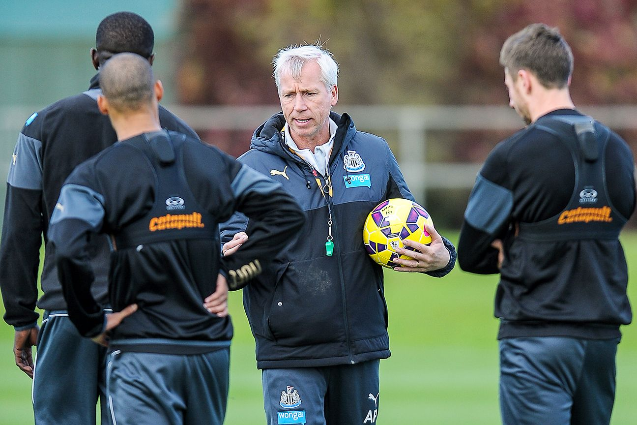 Alan Pardew will hope his Newcastle side can make it back-to-back wins at White Hart Lane on Sunday.