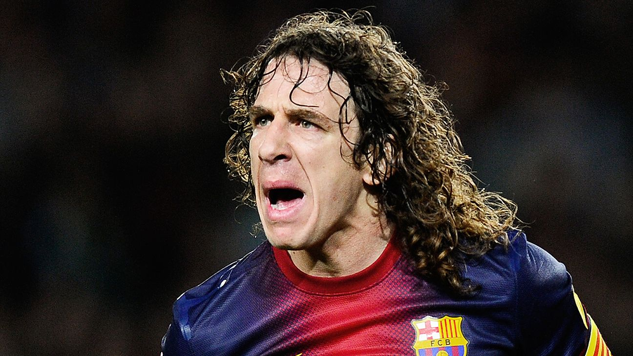 Ex Barcelona captain Carles Puyol to be e a players agent ESPN FC