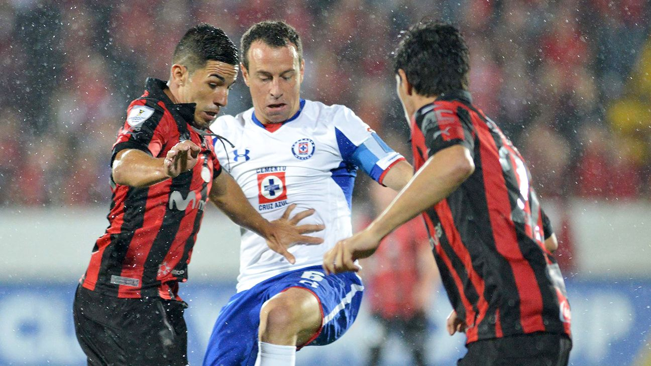 Gerardo Torrado and Cruz Azul were unable to overcome a feisty Alajuelense side on Tuesday night in Costa Rica.