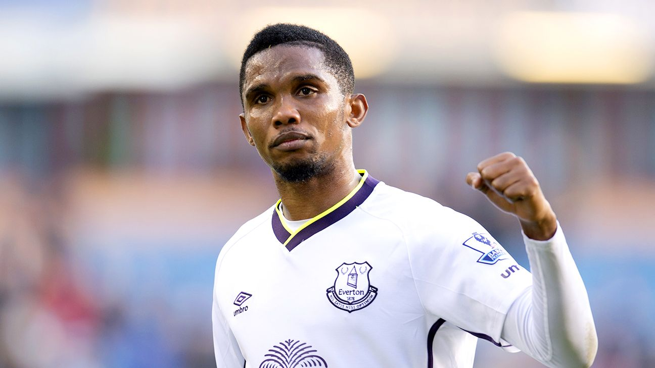 Only a bad bounce of the ball denied Samuel Eto'o a hat trick on Sunday versus Burnley.