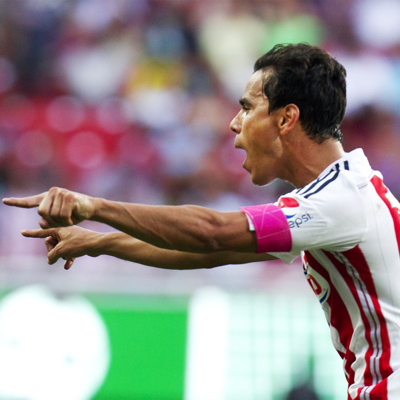Omar Bravo awoke from his slumber to score twice in Chivas' 3-3 draw with Xolos.
