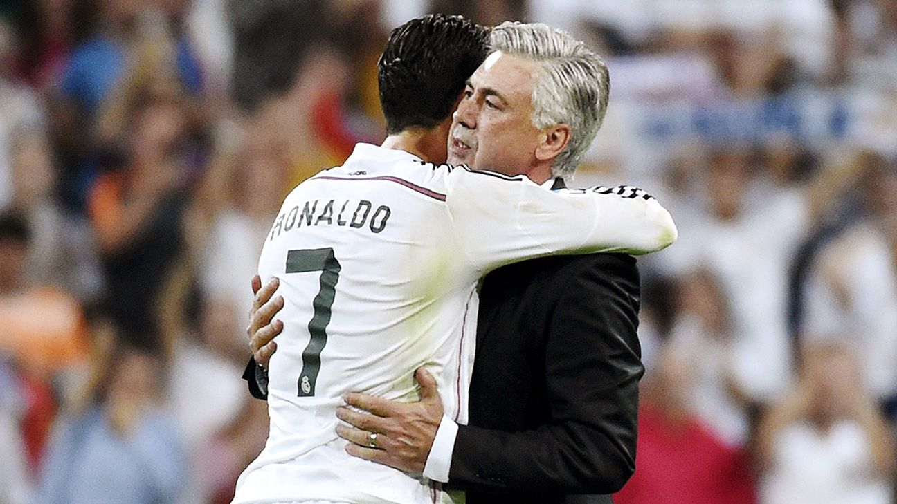 Carlo Ancelotti's new contract a necessity for roller-coaster Real Madrid