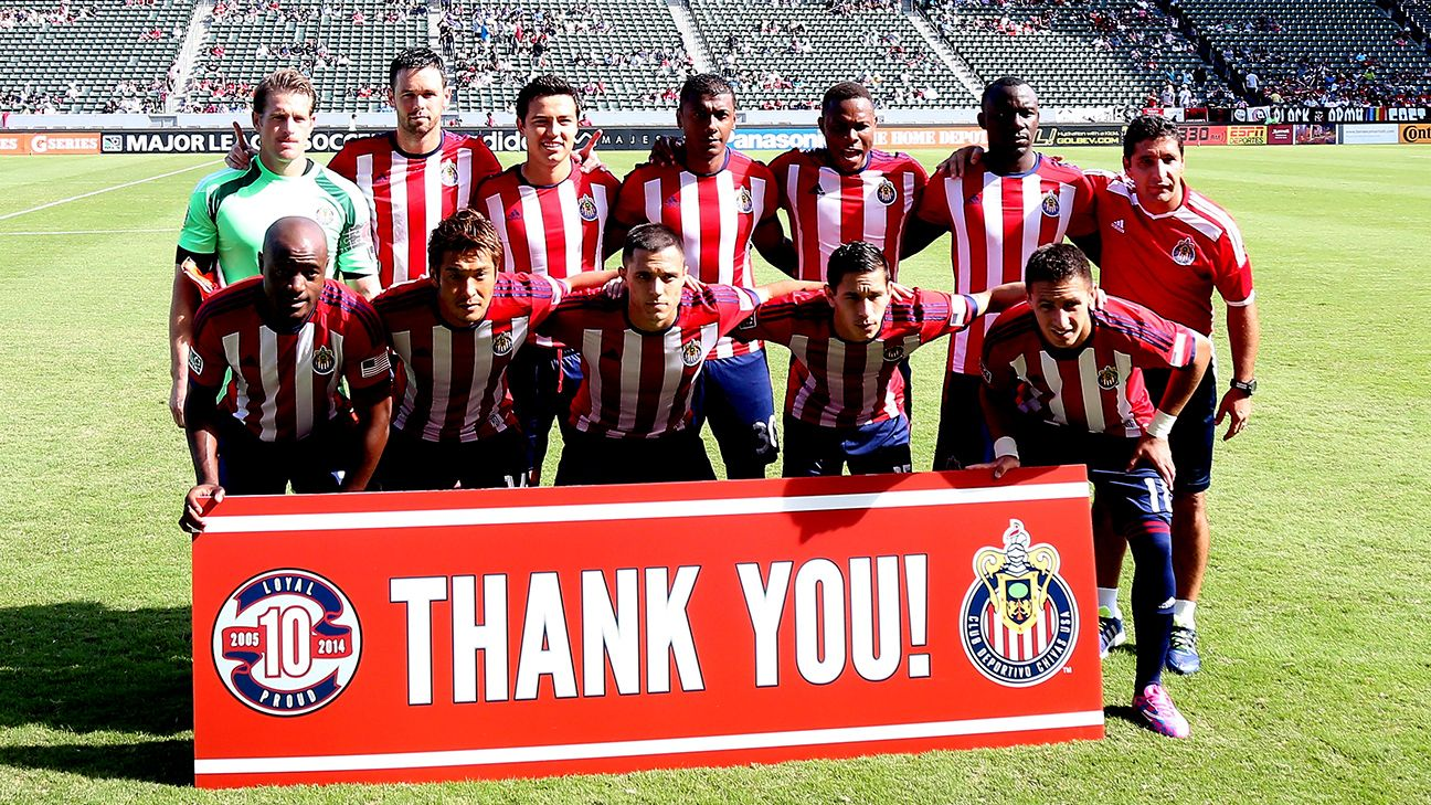 Like so many matches before, Chivas USA's final contest was played in front of a sparse home crowd.