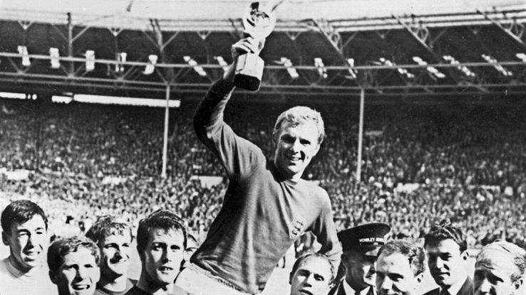 England won the World Cup in 1966.