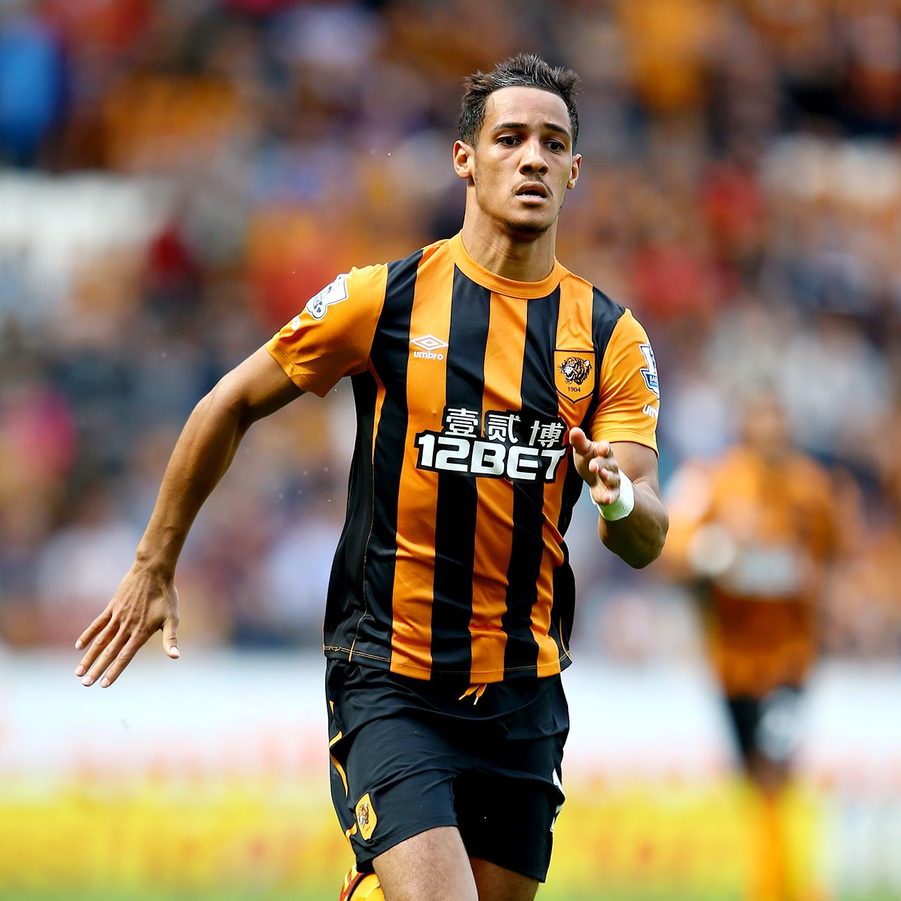Minutes have come few and far between for Tom Ince this season at Hull City.