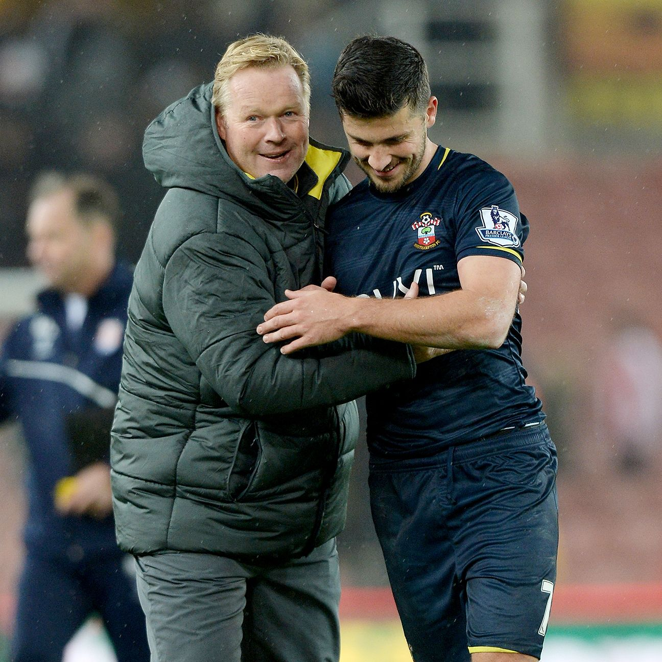 Manager Ronald Koeman has everyone at Southampton on the same page.