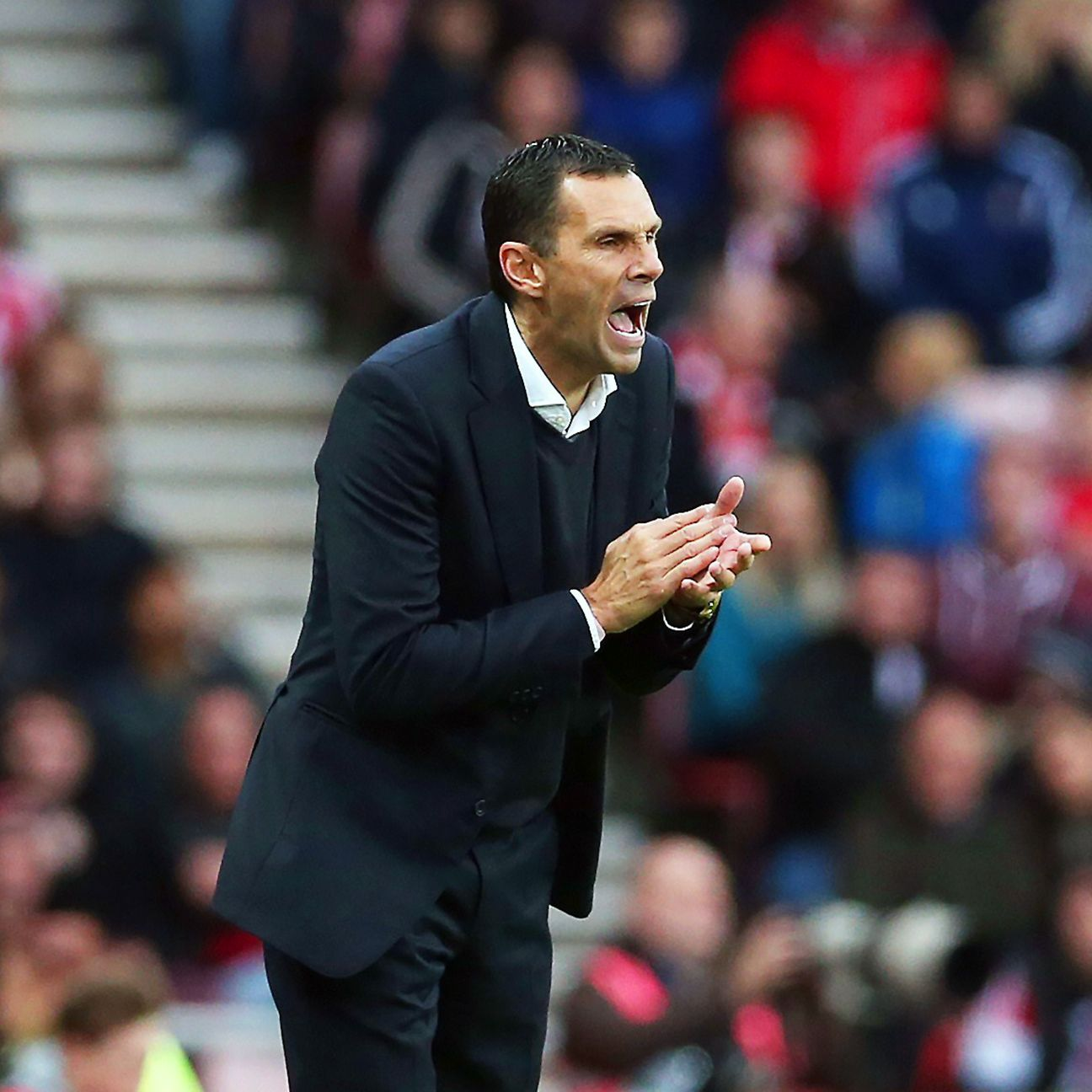 Gus Poyet's Sunderland have been outscored 10-0 in their last two matches.