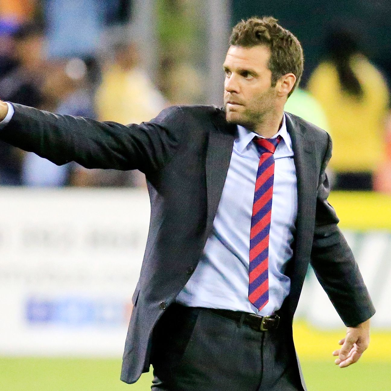 A season after finishing dead last in the Eastern Conference in 2013, Ben Olsen has DC United back in the playoffs as the No. 1 seed in the East.