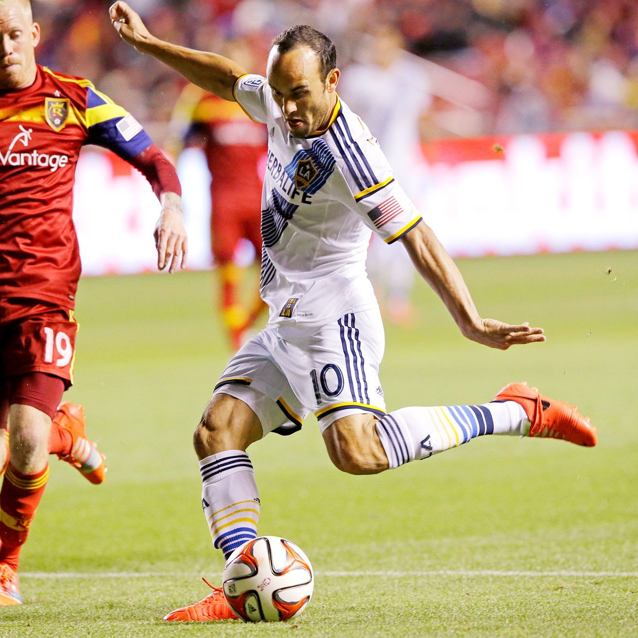 Following the Galaxy's first-leg draw with Real Salt Lake, should Landon Donovan & Co. still be the MLS Cup favorites?