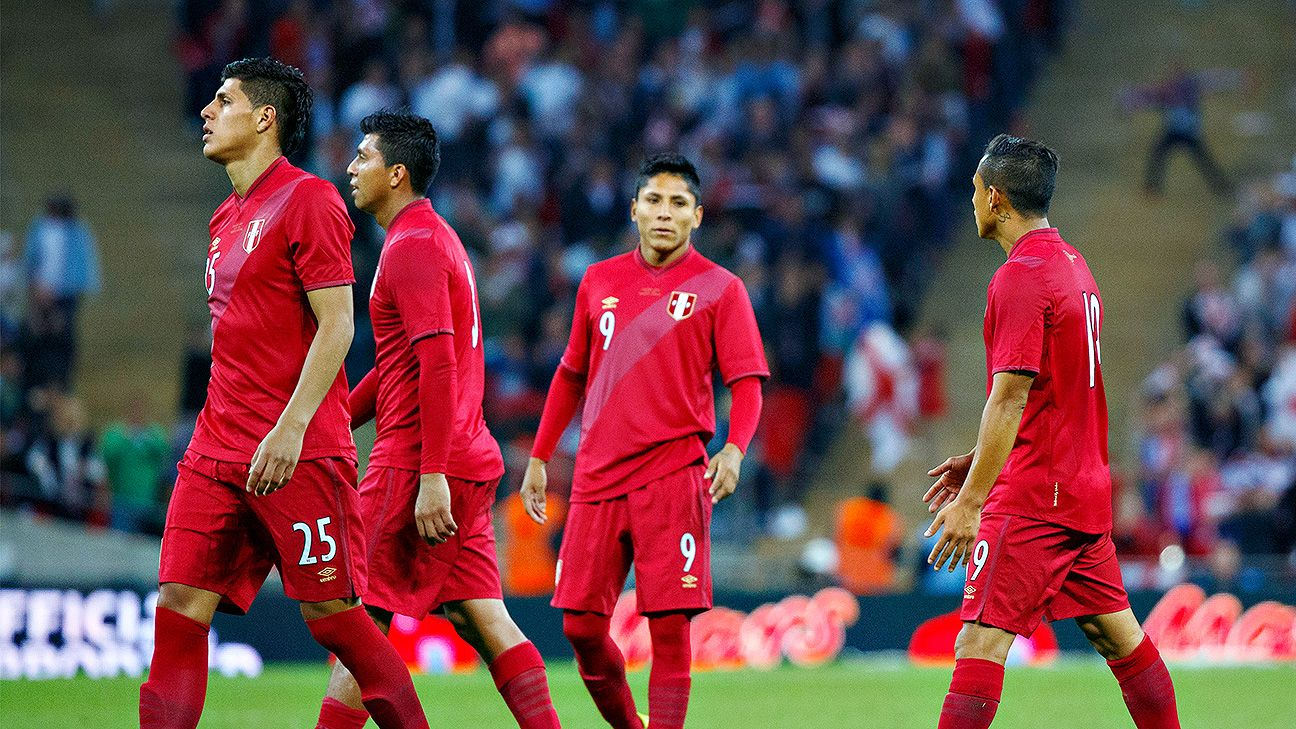 Federation infighting deepens existing football trouble in Peru