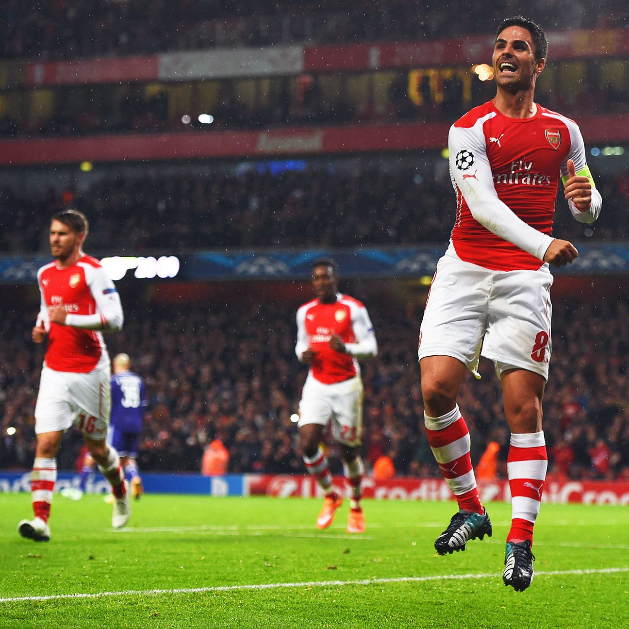 Arsenal have missed Mikel Arteta's leadership qualities, but exactly how much the midfielder will play in the season's final weeks is up for debate.