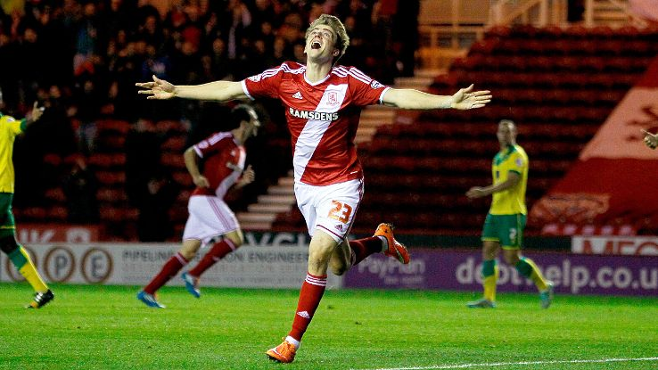It remains to be seen if Patrick Bamford, the winner of the 2014-15 Player Of The Year in the Championship with Middlesbrough, will get a chance to shine with parent club Chelsea.