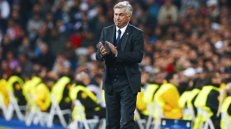 Former Real Madrid manager Carlo Ancelotti is still held in high regard in the Spanish capital.
