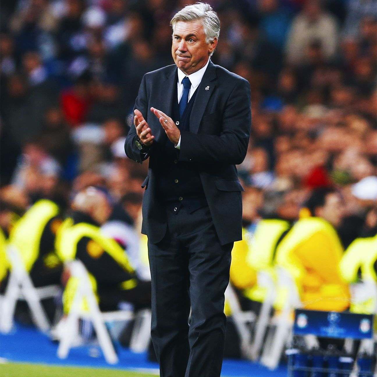 Carlo Ancelotti already knows that a tough task awaits his Real side in Vigo on Sunday.