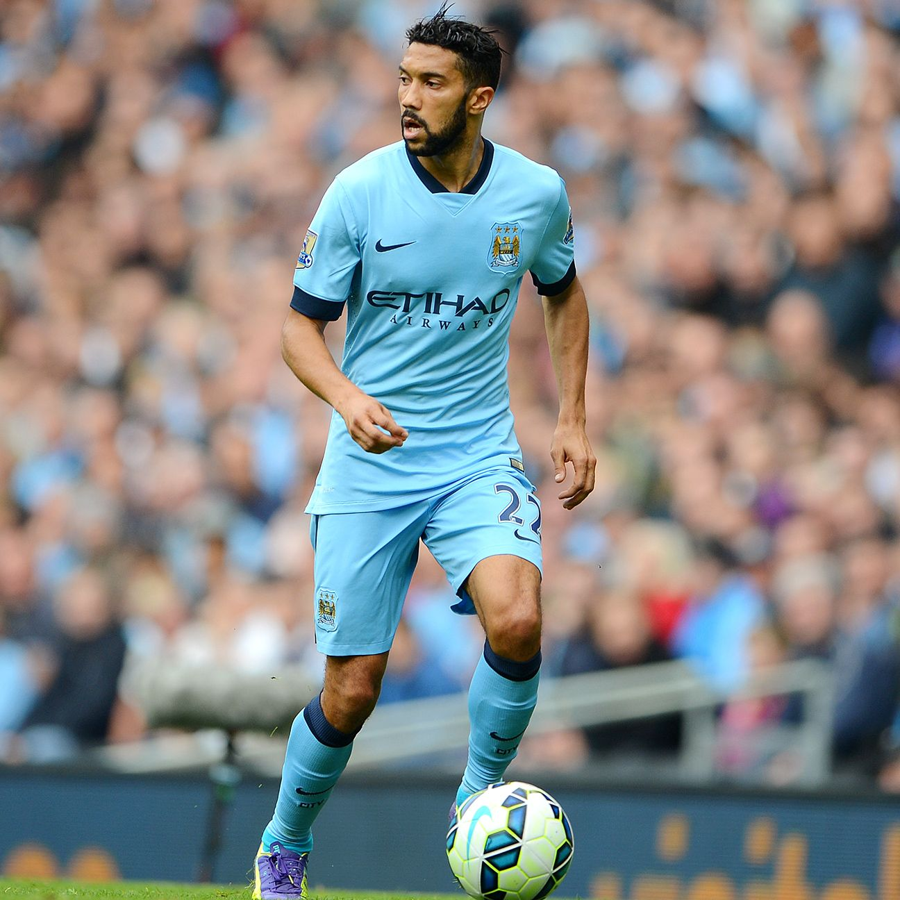 An upturn in form from the likes of Gael Clichy should help City's Champions League campaign.