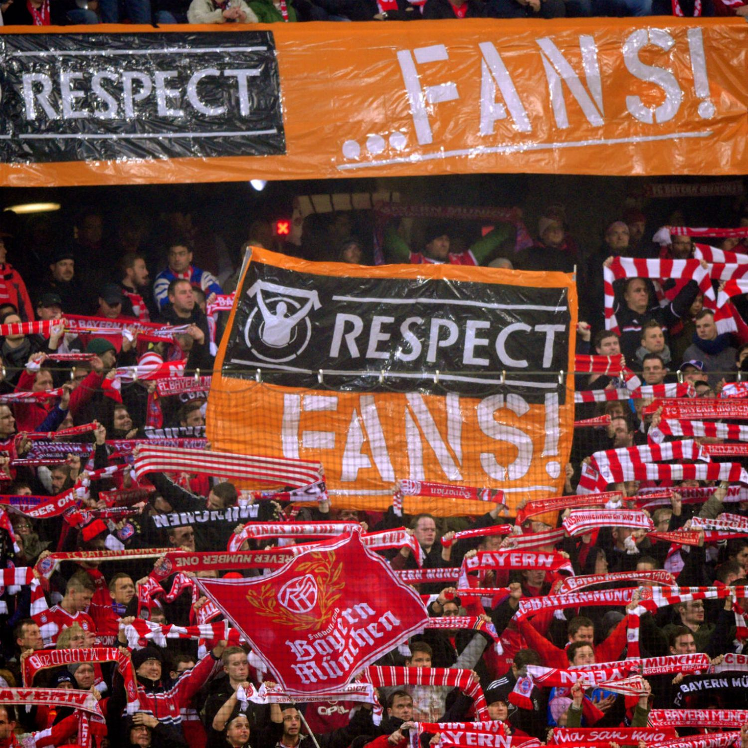 Bayern Munich, Manchester City And Roma Fans Unite Against