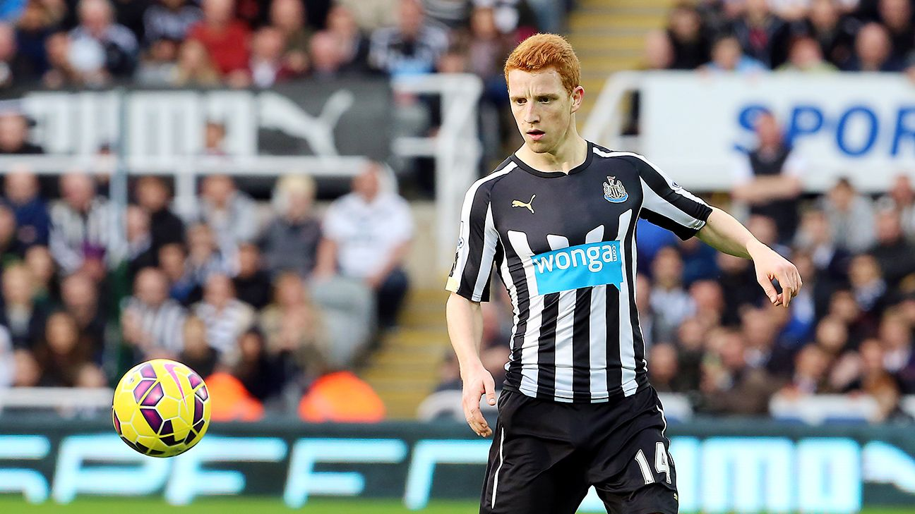 The play of Jack Colback has been key to Newcastle's recent winning ways.