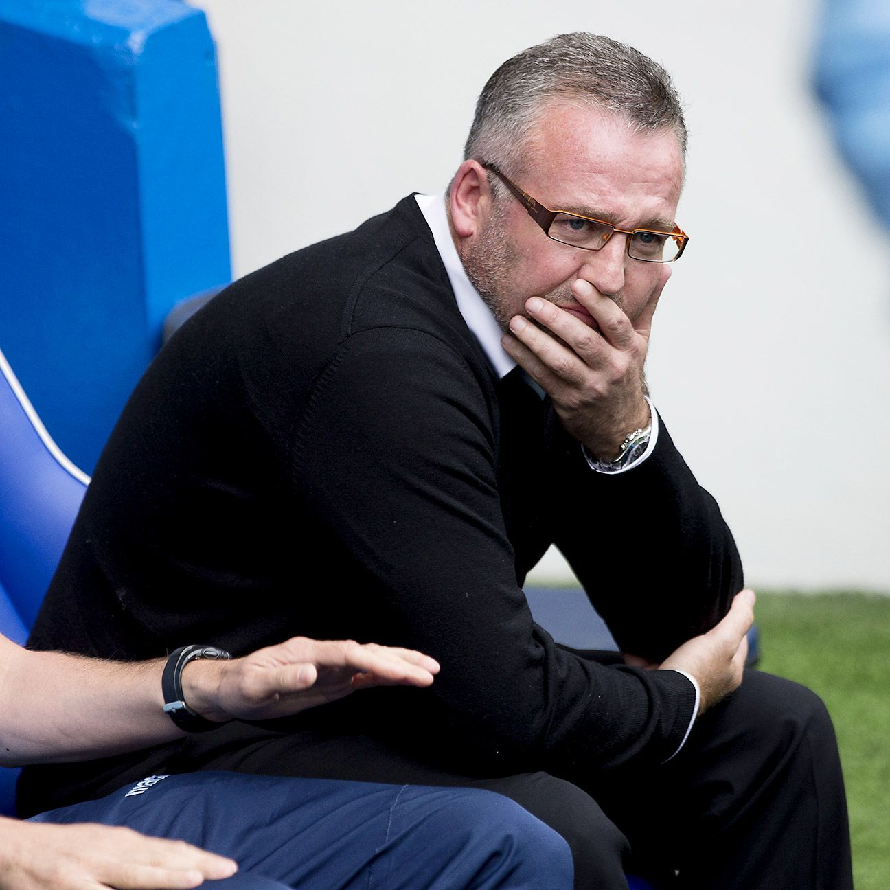 Villa manager Paul Lambert must piece together a back line to keep high-flying Southampton at bay.