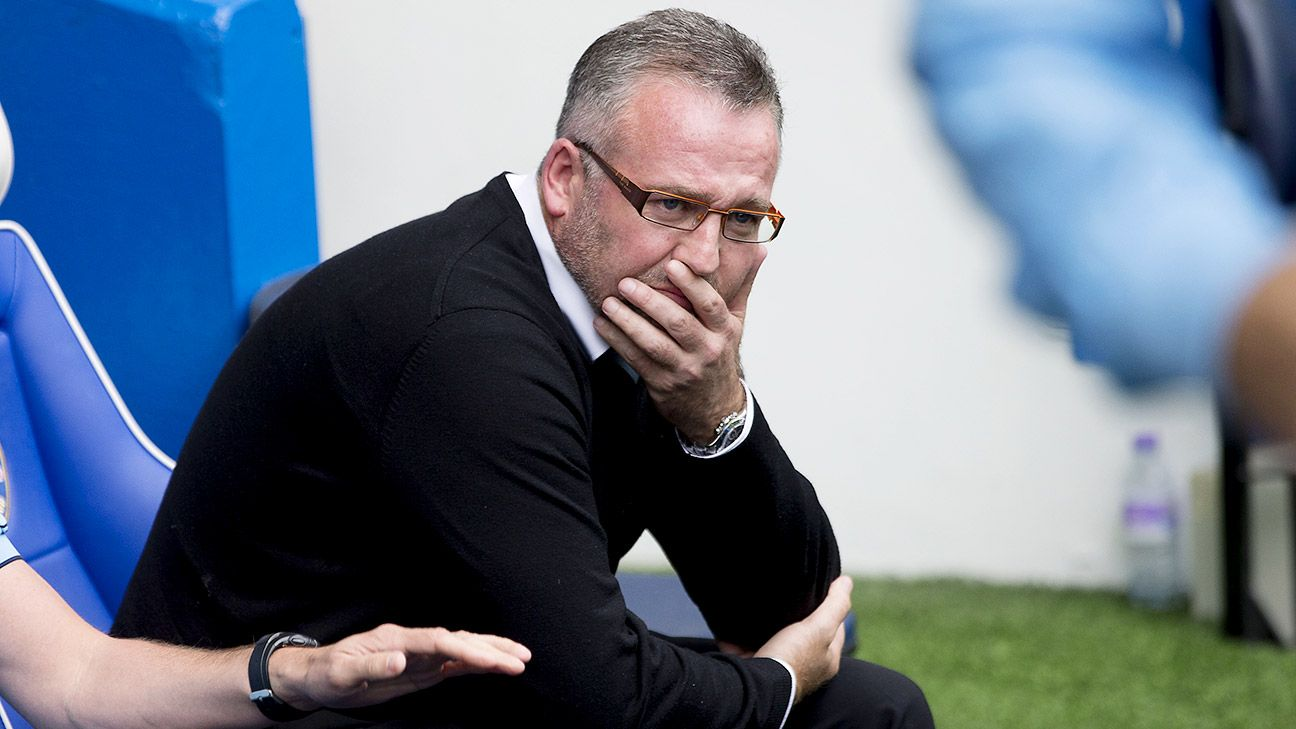 Paul Lambert's attack has been anemic in long stretches of the season thus far.