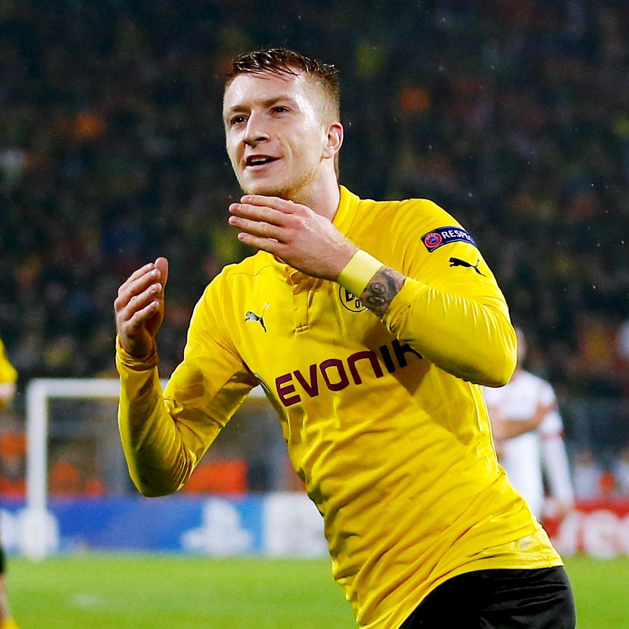 Dortmund fans will be hoping Marco Reus is fit and able to help lift BVB out of their Bundesliga funk.
