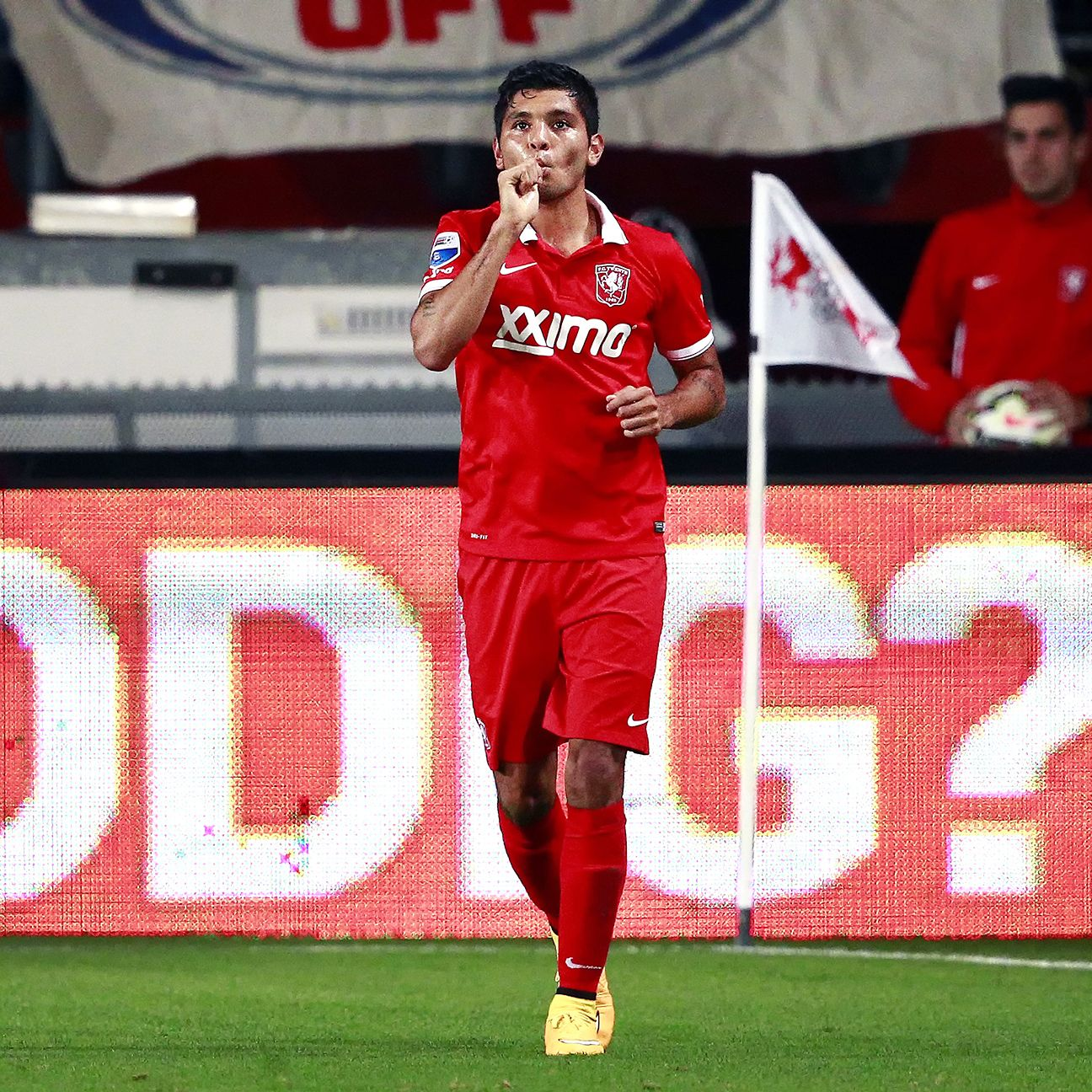 First time Mexico call-up Jesus Corona has emerged as an attacking threat in the Eredivisie for Twente.