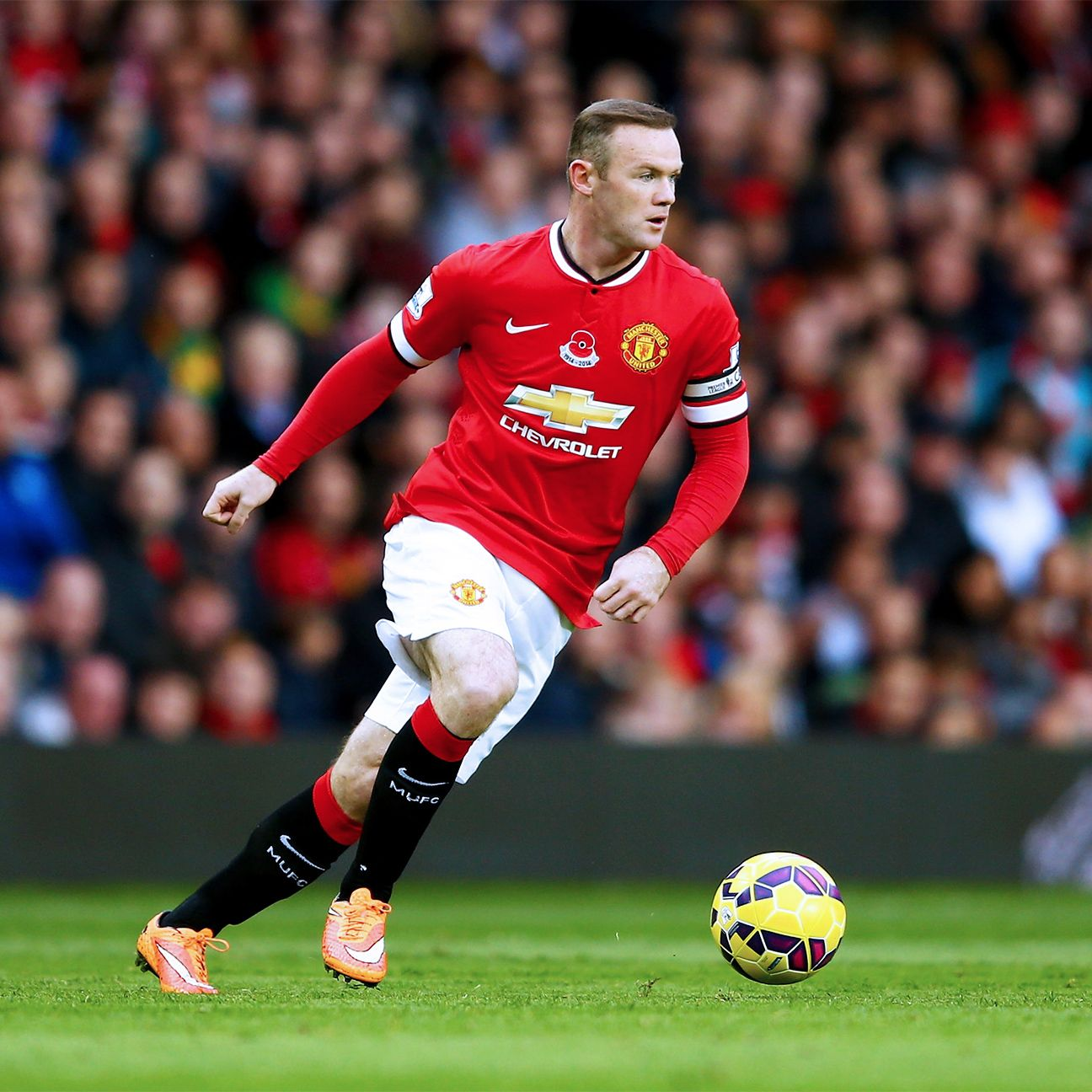 The red-hot Wayne Rooney would be a sound choice for fantasy captain.
