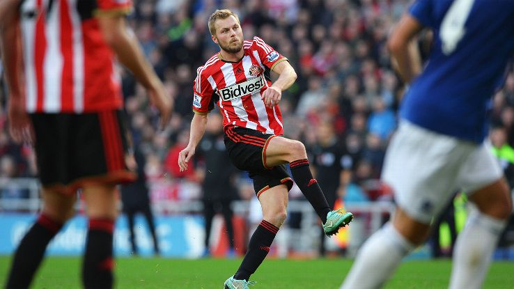 From start to finish Sebastian Larsson displayed a consistency that helped Sunderland survive another Premier League campaign.