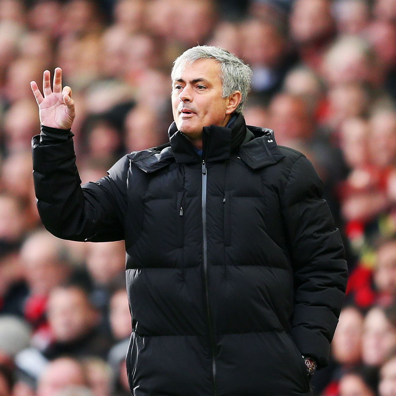 In his second season back in charge of Chelsea, the Special One has won his third Premier League title.