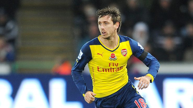 That Nacho Monreal was made to play out of his normal position against Swansea sums up what is befalling Arsenal at the moment.