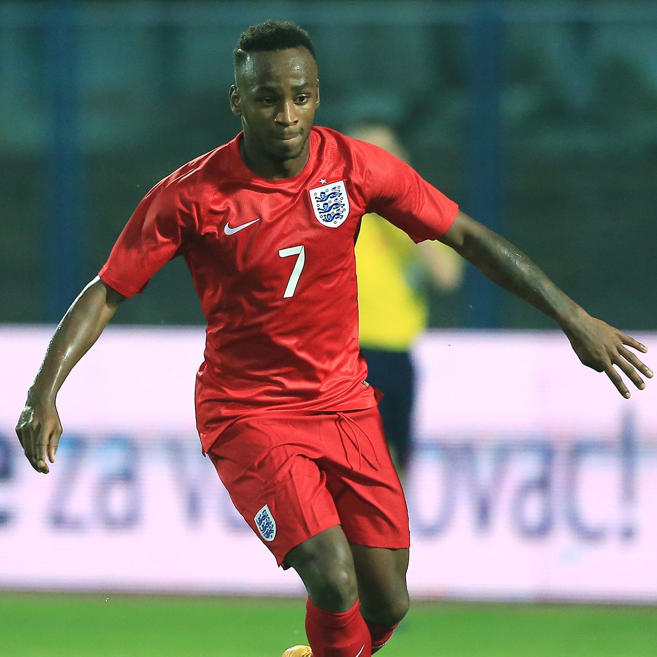 West Brom's Saido Berhaino will hope to have a chance to shine on the senior international stage.