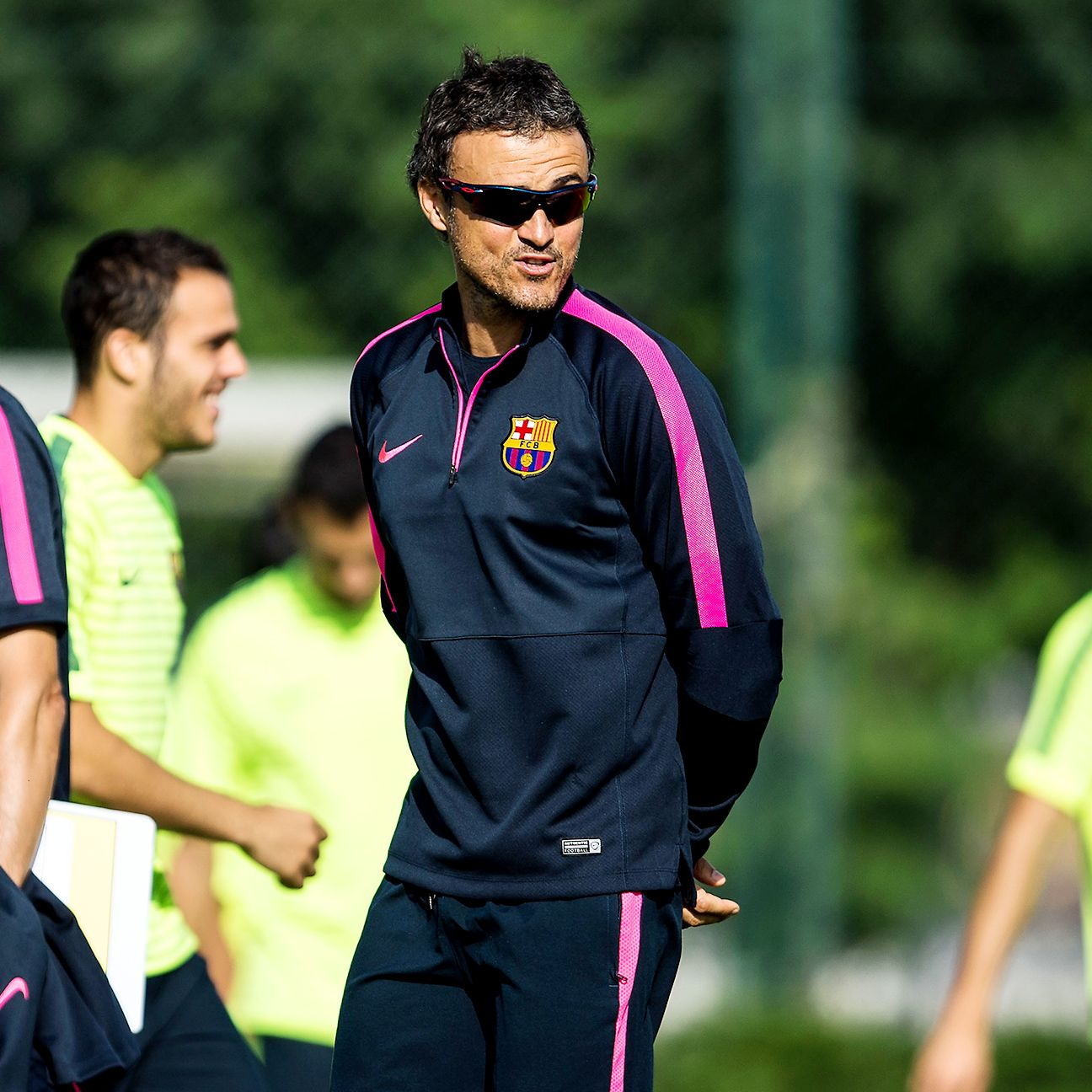 With the club riddled by so much change since Pep Guardiola's departure, it would be wise for fans to allow manager Luis Enrique the time to return Barcelona to their title-winning ways.