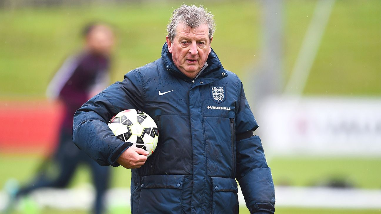 Hodgson is channeling his inner Jose Mourinho in asking his England squad to play with more of an edge.