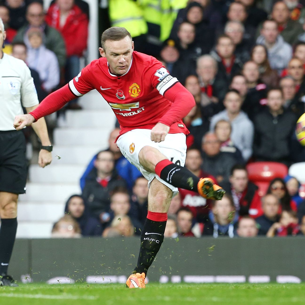 Wayne Rooney has been deployed at various positions during his Manchester United career, and with differing results.