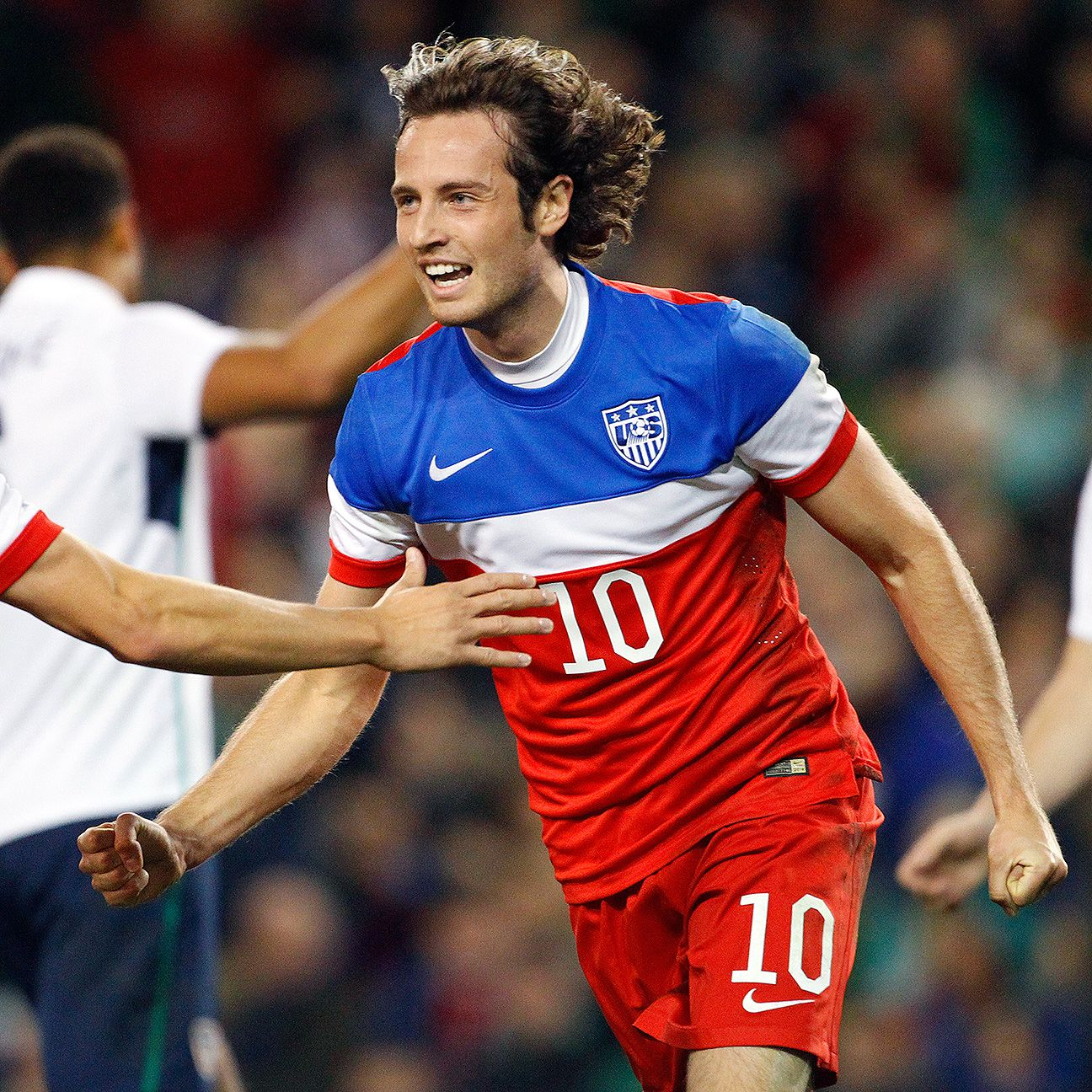 Mix Diskerud helped the U.S. momentarily draw level, but the Rosenborg man and his midfield accomplices were far too inconsistent on the night.