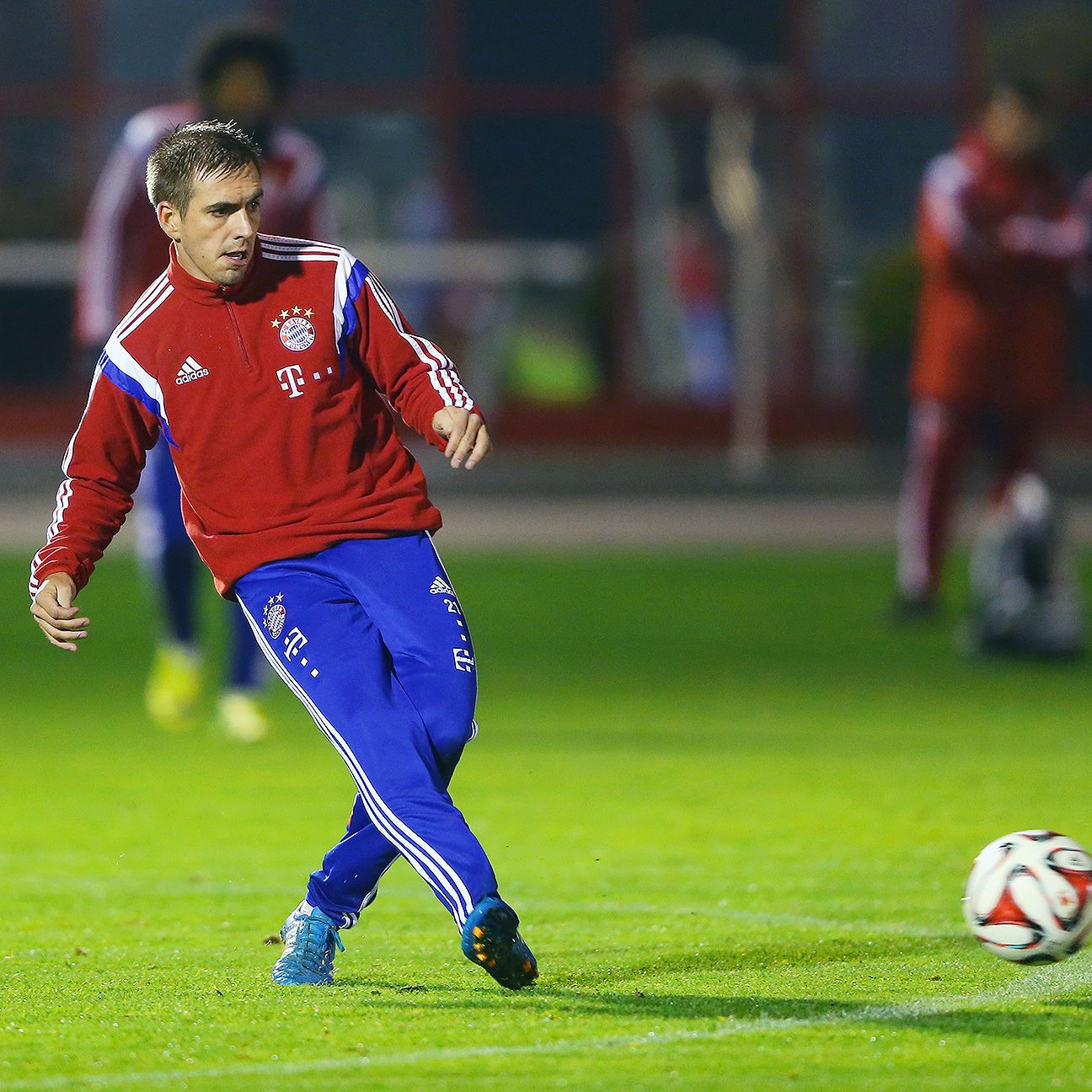Bayern Munich will be without the services of Philipp Lahm for at least three months.