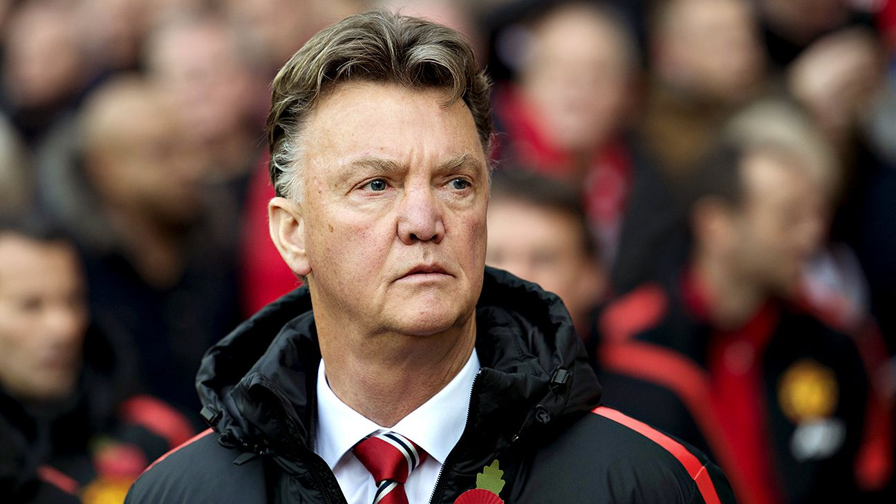 Louis van Gaal still searching for his Manchester United identity