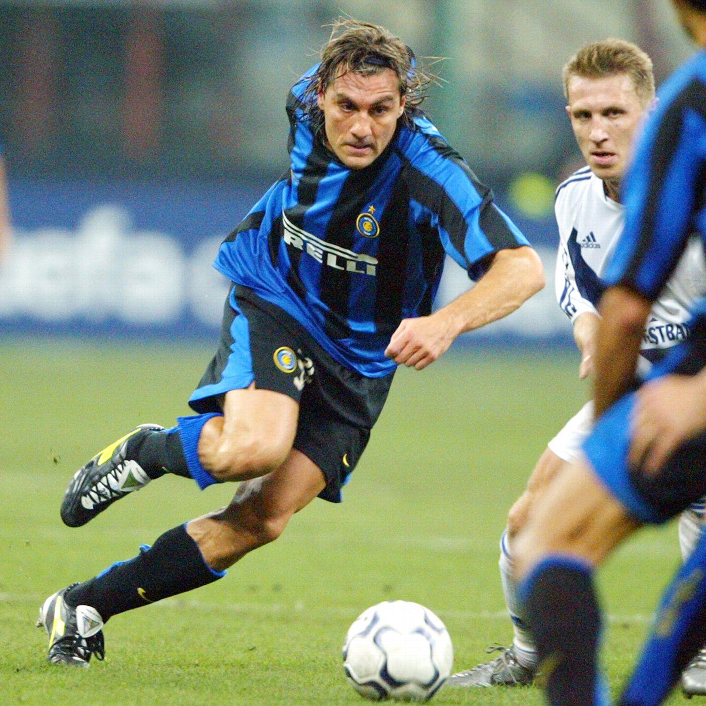 Christian Vieri says he'll always love Inter despite sour