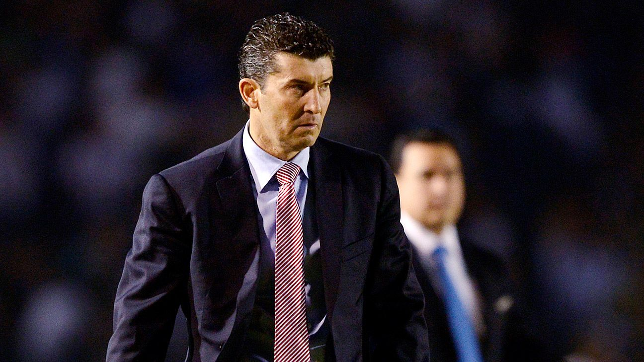 Chivas are winless in Chepo de la Torre's first six games since returning as head coach.
