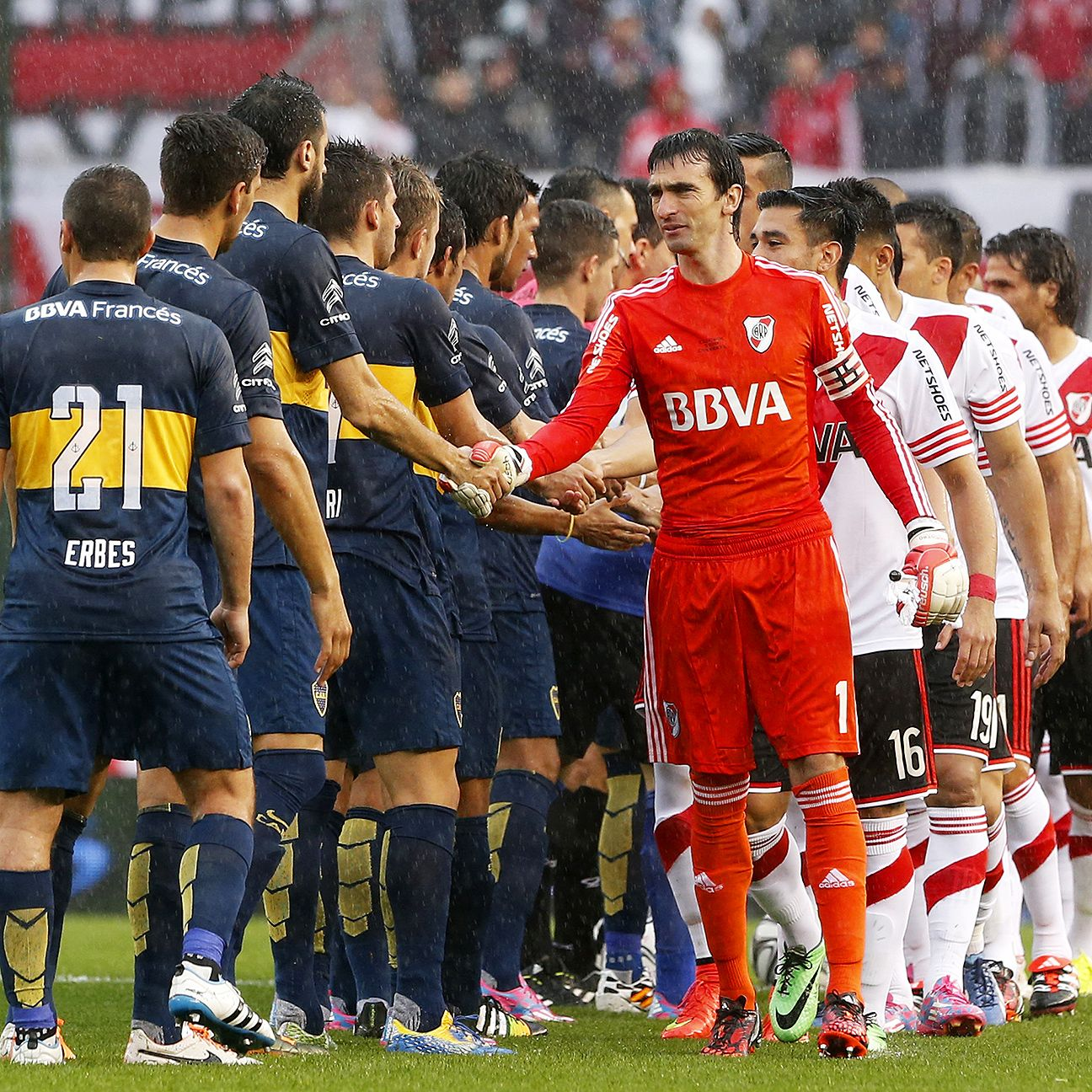 After a superb start to their domestic season, River Plate's recent form has taken a dip, starting with their soggy 1-1 draw versus Boca back in October.
