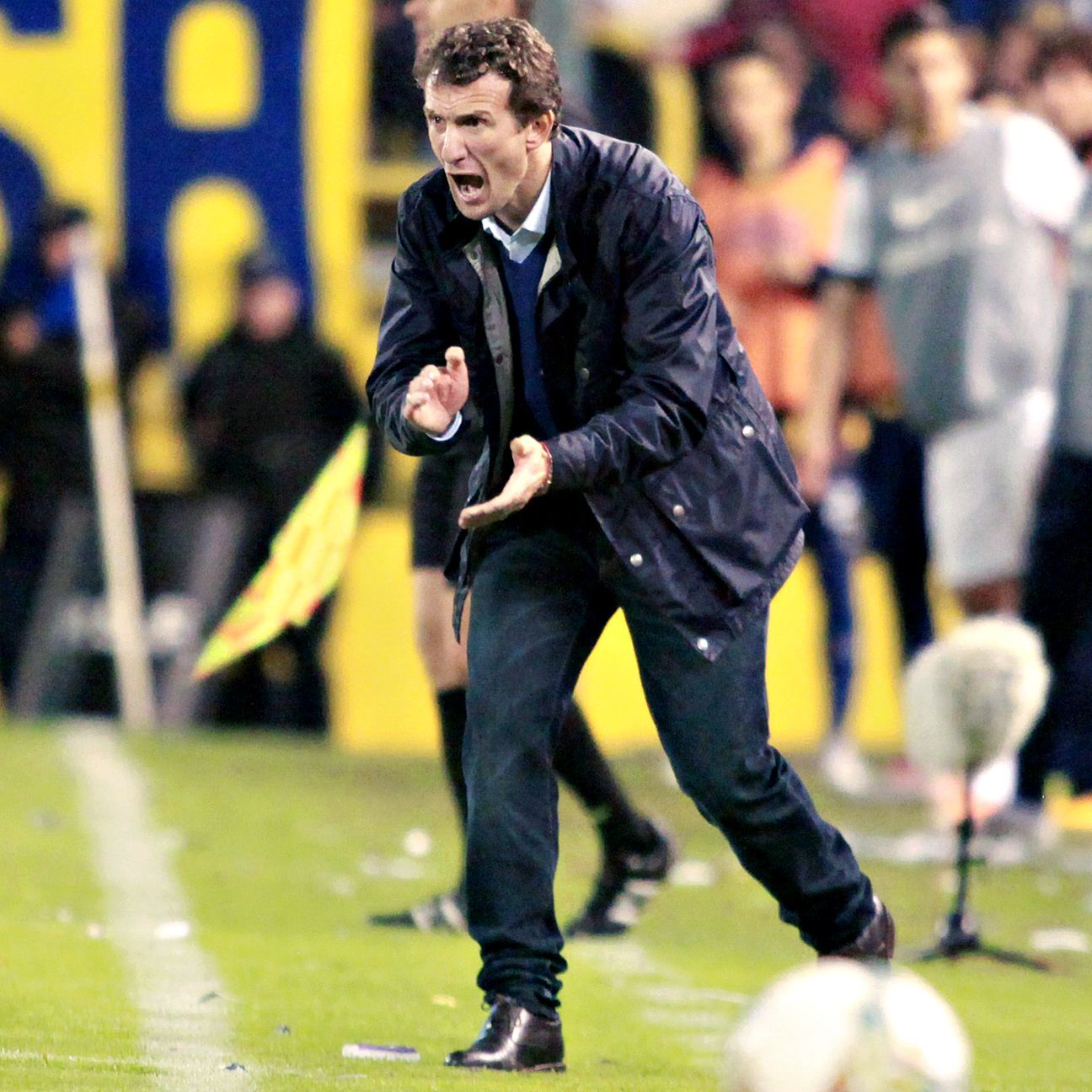 Former Boca player Rodolfo Arruabarrena has turned the club's fortunes around since taking over for Carlos Bianchi earlier this season.