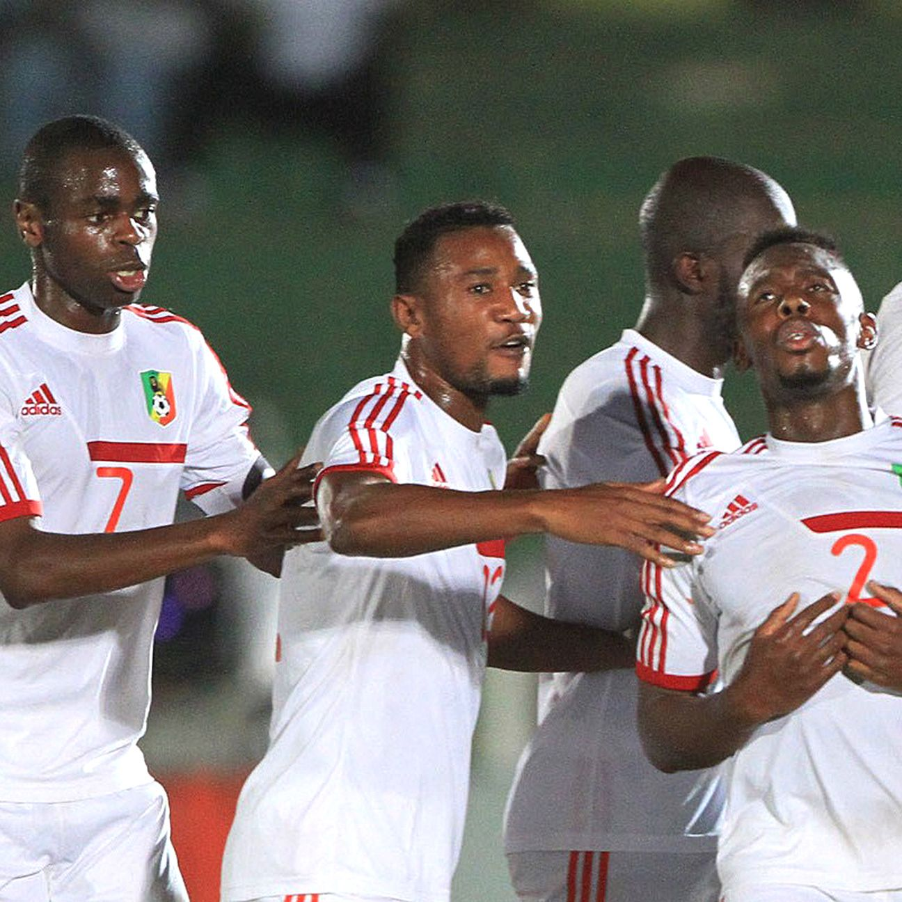 Congo are headed to their first African Nations' Cup since 2000.