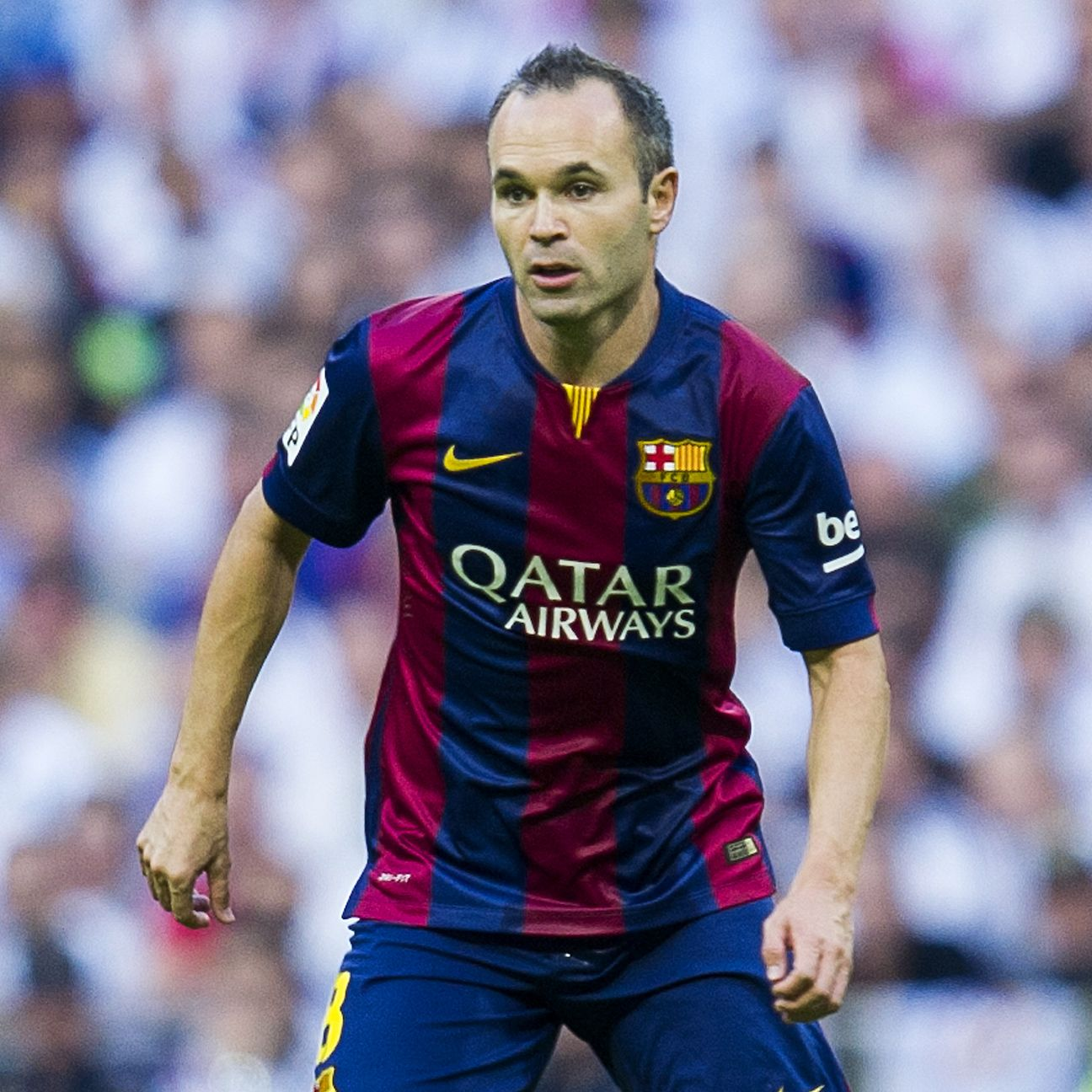 A return of Andres Iniesta could be just the thing to get the Barcelona midfield clicking again.