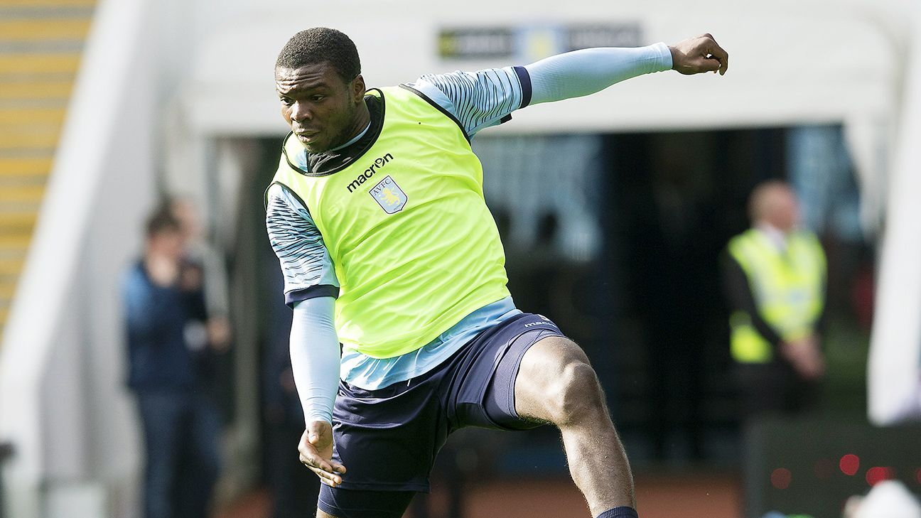 Jores Okore's absence this season has puzzled many an Aston Villa supporter.