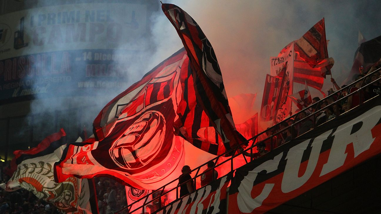 AC Milan fans to protest against running of club - ESPN FC
