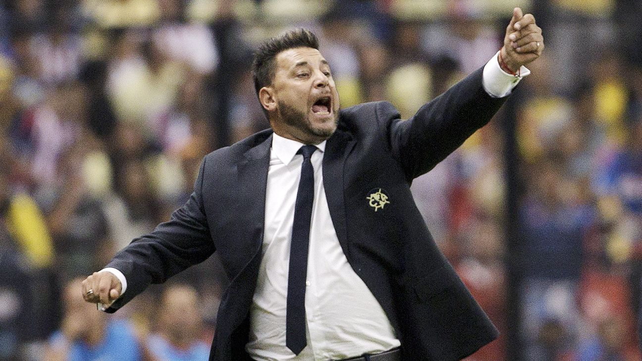 Antonio Mohamed's Club America can clinch the top seed in the Liga MX Liguilla with a win over Atlas, for better or worse.