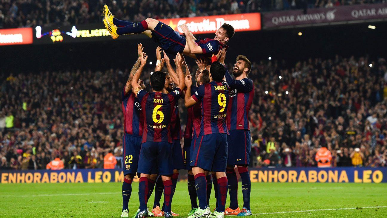 Messi bate a Zarra: 252 goles en 289 partidos y establece un nuevo récord en la Liga